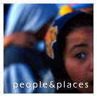 people & places